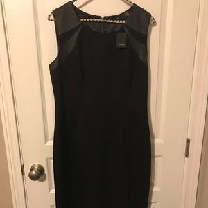 NWT Tahari Black Dress